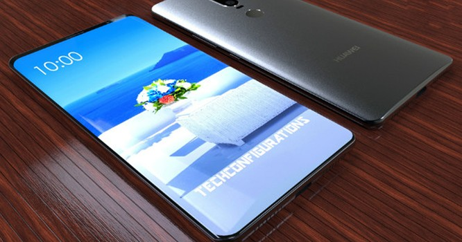 Huawei P20: Bộ ba quái vật 3 mắt sẽ xuất hiện vào tháng 2 ảnh 3