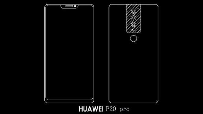 Huawei P20: Bộ ba quái vật 3 mắt sẽ xuất hiện vào tháng 2 ảnh 1