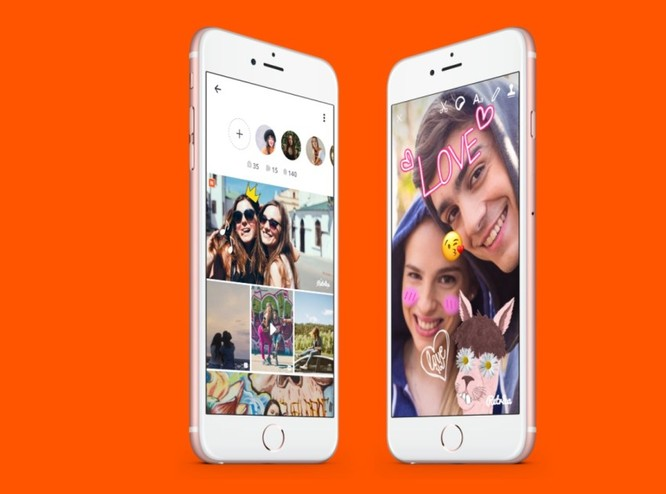 """Top 10 ứng dụng chụp ảnh selfie """"vi diệu"""" nhất cho năm 2018 ảnh 7"""