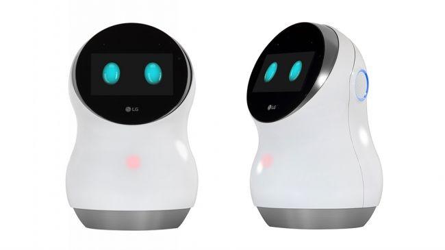 Cùng khám phá những robot xuất sắc nhất tại CES 2018 ảnh 2