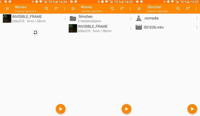 Thủ thuật ẩn thư mục và hình ảnh trên thiết bị Android ảnh 2
