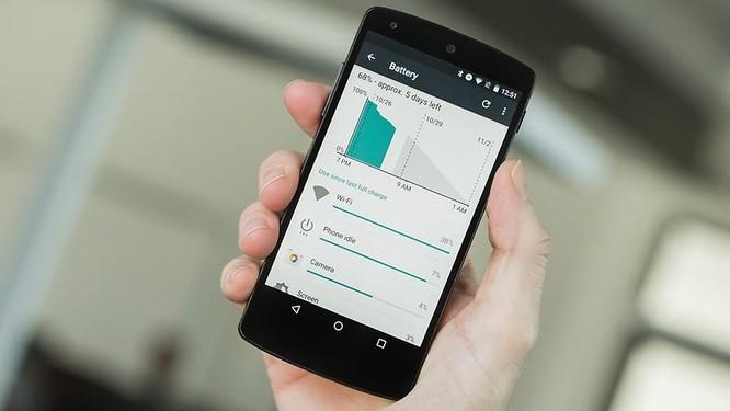 Cách hiệu chỉnh pin trên điện thoại hoặc máy tính bảng Android ảnh 1