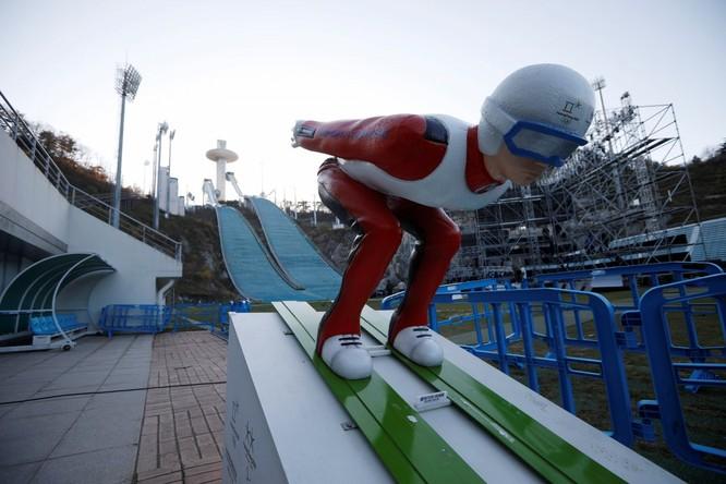 Chiêm ngưỡng quy mô thi đấu hoành tráng, xa xỉ cho Thế Vận Hội Mùa Đông của Hàn Quốc ảnh 4