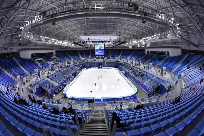 Chiêm ngưỡng quy mô thi đấu hoành tráng, xa xỉ cho Thế Vận Hội Mùa Đông của Hàn Quốc ảnh 19