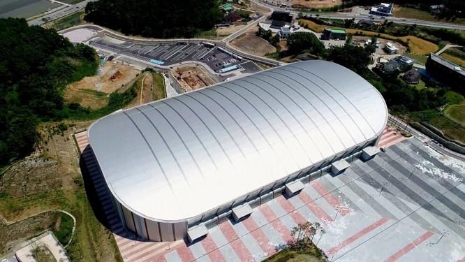 Chiêm ngưỡng quy mô thi đấu hoành tráng, xa xỉ cho Thế Vận Hội Mùa Đông của Hàn Quốc ảnh 17