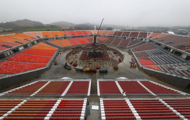 Chiêm ngưỡng quy mô thi đấu hoành tráng, xa xỉ cho Thế Vận Hội Mùa Đông của Hàn Quốc ảnh 23