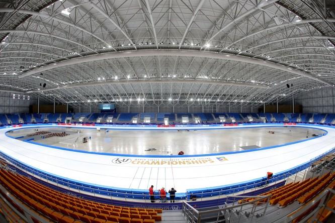 Chiêm ngưỡng quy mô thi đấu hoành tráng, xa xỉ cho Thế Vận Hội Mùa Đông của Hàn Quốc ảnh 21