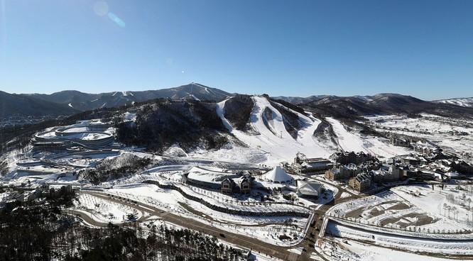 Chiêm ngưỡng quy mô thi đấu hoành tráng, xa xỉ cho Thế Vận Hội Mùa Đông của Hàn Quốc ảnh 1