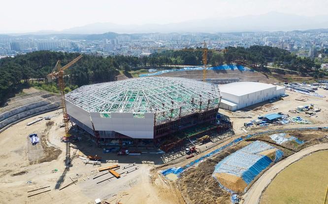 Chiêm ngưỡng quy mô thi đấu hoành tráng, xa xỉ cho Thế Vận Hội Mùa Đông của Hàn Quốc ảnh 14