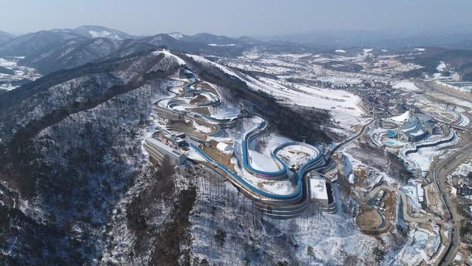 Chiêm ngưỡng quy mô thi đấu hoành tráng, xa xỉ cho Thế Vận Hội Mùa Đông của Hàn Quốc ảnh 6