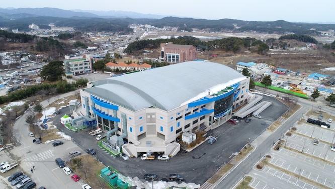 Chiêm ngưỡng quy mô thi đấu hoành tráng, xa xỉ cho Thế Vận Hội Mùa Đông của Hàn Quốc ảnh 16