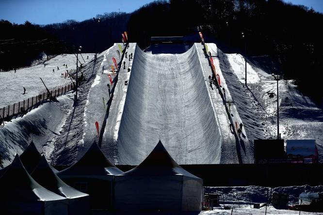 Chiêm ngưỡng quy mô thi đấu hoành tráng, xa xỉ cho Thế Vận Hội Mùa Đông của Hàn Quốc ảnh 13