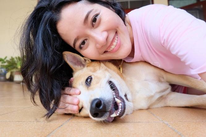 10 lý do nên nhận nuôi một chú cún vào năm 2018 ảnh 4