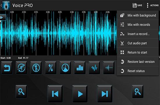 Top 10 ứng dụng chỉnh sửa âm thanh tốt nhất cho Android ảnh 4