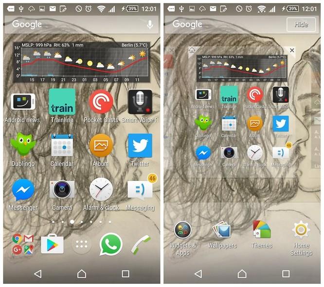 Cách xóa thanh Tìm kiếm Google khỏi màn hình chính của Android ảnh 3