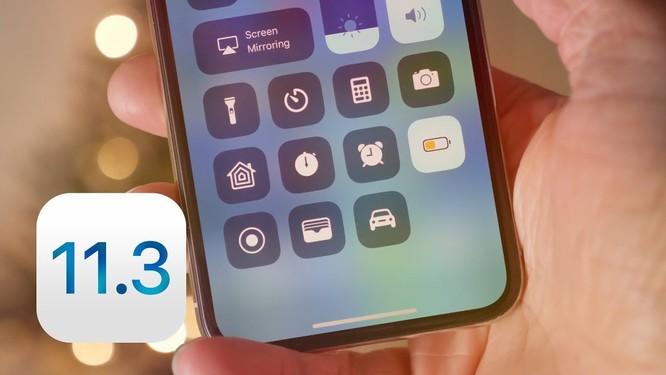 Cập nhật iOS 11.3: 7 tính năng mới nhất và thú vị nhất ảnh 1