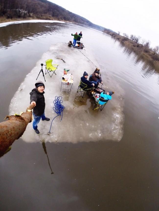Bạn biết gì về selfie mùa đông ?!