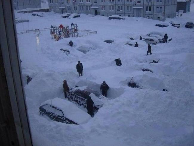 Môn thể thao mùa đông chính của tôi!