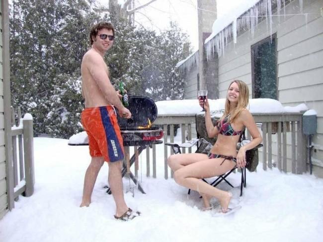 Tóm lược về mùa đông tại Canada ...