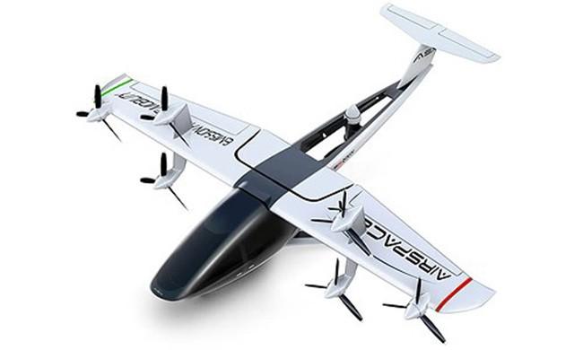Taxi bay tự động sẽ xuất hiện trên bầu trời vào năm 2026 ảnh 1