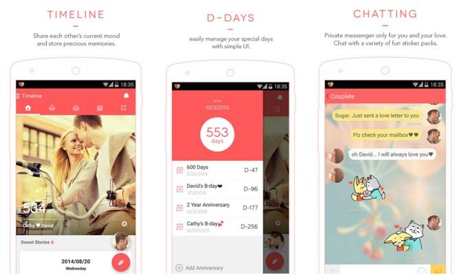 Top 10 ứng dụng cho ngày lễ Valentine ngọt ngào ảnh 8