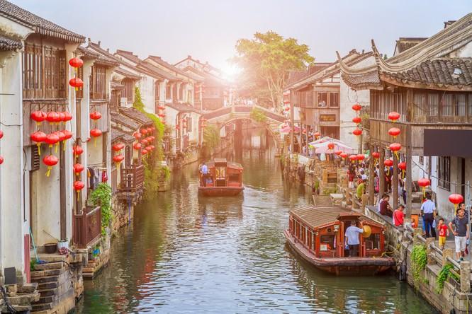 Khám phá vẻ đẹp đường phố tại 30 thành phố nổi tiếng trên thế giới ảnh 10