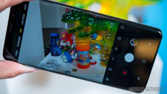 9 tính năng hàng đầu trên trên bộ đôi Samsung Galaxy S9/S9+ ảnh 3