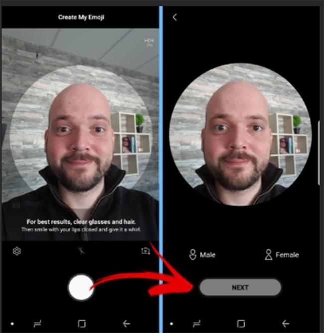Cẩm nang sử dụng AR Emoji của Samsung ảnh 3