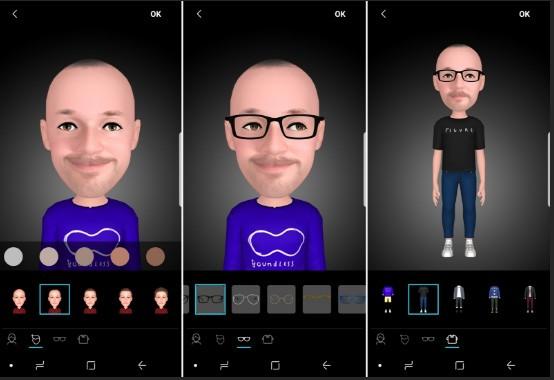 Cẩm nang sử dụng AR Emoji của Samsung ảnh 4