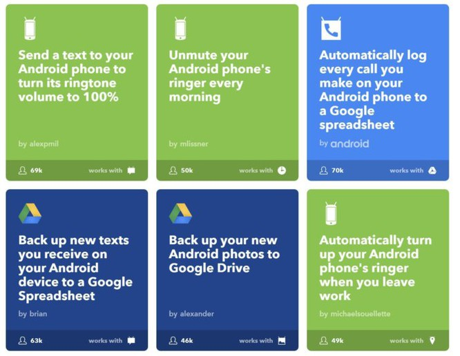 """Hướng dẫn cách dùng ứng dụng IFTTT trên Android – Công cụ """"bá đạo"""" làm chủ thời gian ảnh 2"""
