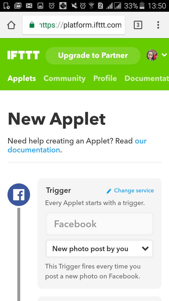 """Hướng dẫn cách dùng ứng dụng IFTTT trên Android – Công cụ """"bá đạo"""" làm chủ thời gian ảnh 8"""