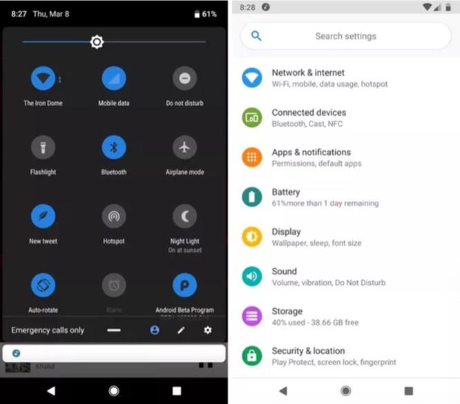 7 lý do khiến bạn muốn tải Android P ngay lập tức ảnh 1