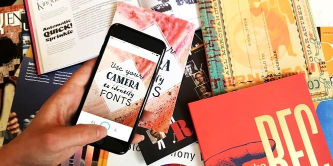 Top 5 ứng dụng hàng tuần: WhatTheFont - ứng dụng nhận diện font chữ cực hay ảnh 1
