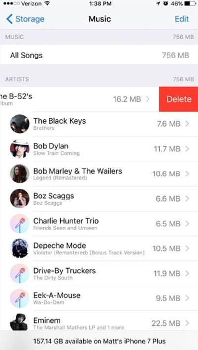 7 tuyệt chiêu giải quyết nỗi khổ bộ nhớ đầy trên iPhone ảnh 5
