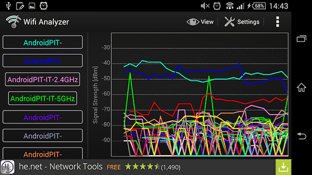 """Thủ thuật tăng tín hiệu Wi-Fi """"khỏe như trâu"""" trên thiết bị Android ảnh 1"""
