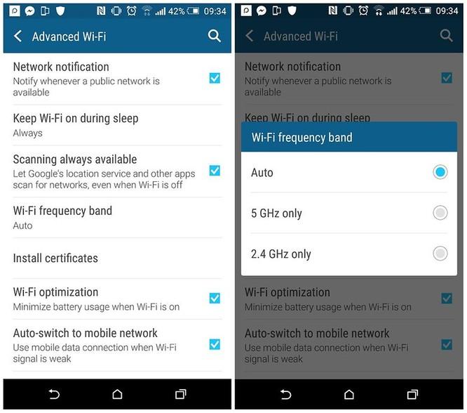 """Thủ thuật tăng tín hiệu Wi-Fi """"khỏe như trâu"""" trên thiết bị Android ảnh 5"""