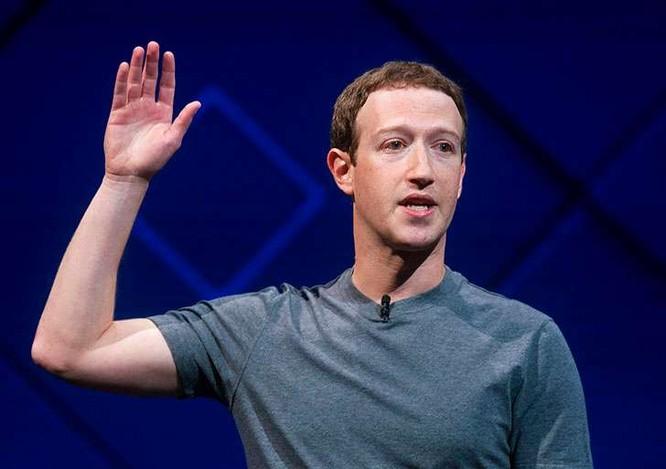 """Mark Zuckerberg: """"Tôi khởi động Facebook, tôi vận hành nó và tôi sẽ chịu trách nhiệm với nó"""" ảnh 1"""