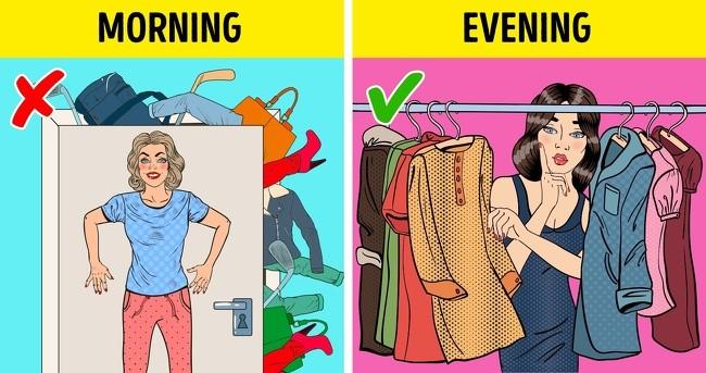 12 điều tốt hơn nên làm vào ban đêm thay vì buổi sáng ảnh 5