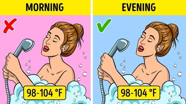 12 điều tốt hơn nên làm vào ban đêm thay vì buổi sáng ảnh 7
