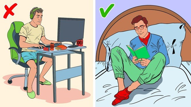 12 điều tốt hơn nên làm vào ban đêm thay vì buổi sáng ảnh 8