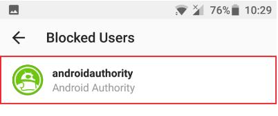 Hướng dẫn cách chặn và bỏ chặn người dùng bất kỳ trên Instagram ảnh 5