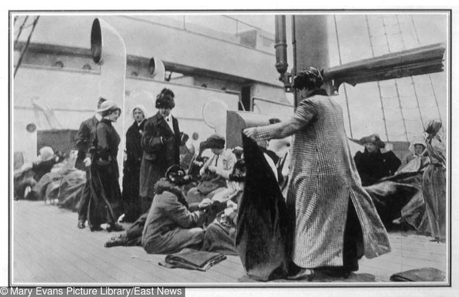 Chuyện chưa kể về những người sống sót trên chuyến tàu định mệnh Titanic ảnh 7
