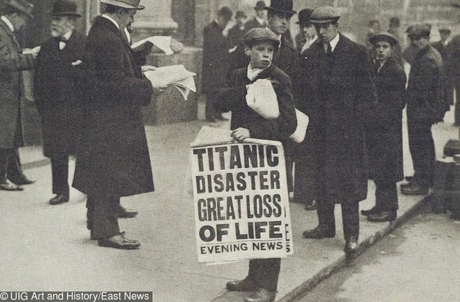 Chuyện chưa kể về những người sống sót trên chuyến tàu định mệnh Titanic ảnh 9
