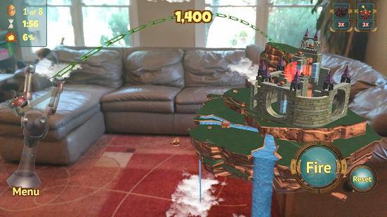 Top 10 game hỗ trợ Thực tế Tăng cường siêu hấp dẫn trên Android ảnh 7