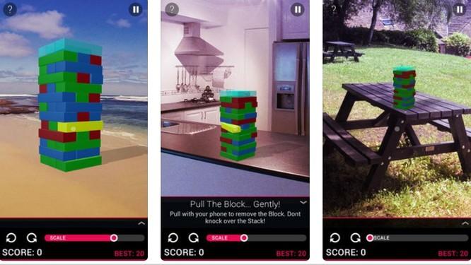 Top 10 game hỗ trợ Thực tế Tăng cường siêu hấp dẫn trên Android ảnh 8