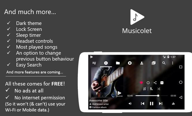 Top 10 ứng dụng nghe nhạc tốt nhất cho Android ảnh 4