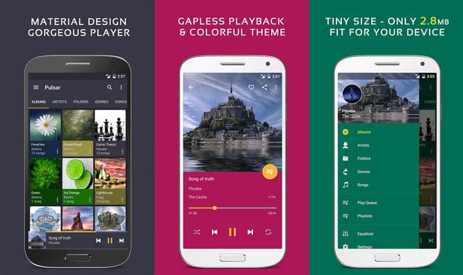 Top 10 ứng dụng nghe nhạc tốt nhất cho Android ảnh 9