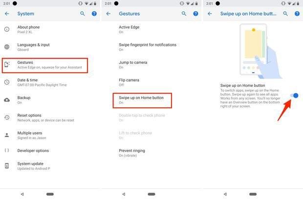 Android P: 3 cài đặt cần thay đổi ngay lập tức ảnh 1