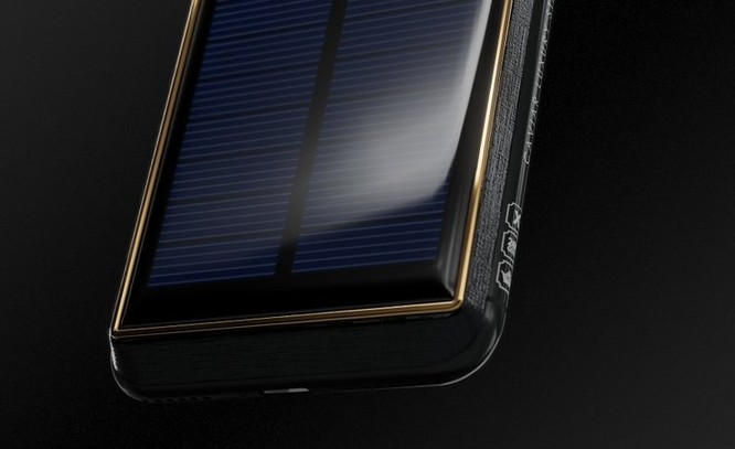 Chiêm ngưỡng chiếc iPhone X Tesla giá chát 4000 USD ảnh 3