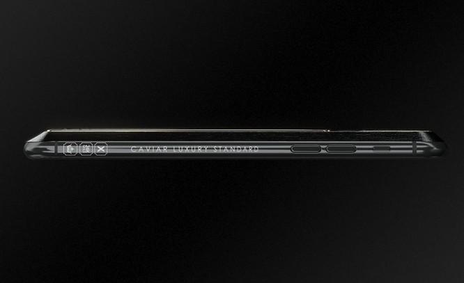 Chiêm ngưỡng chiếc iPhone X Tesla giá chát 4000 USD ảnh 6